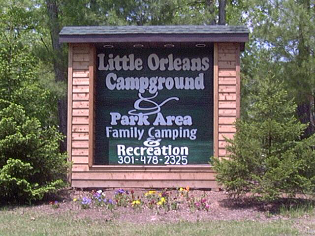 Little Orleans Campground